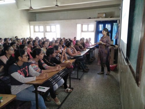 Seminar Conducted In Wadia Women's College