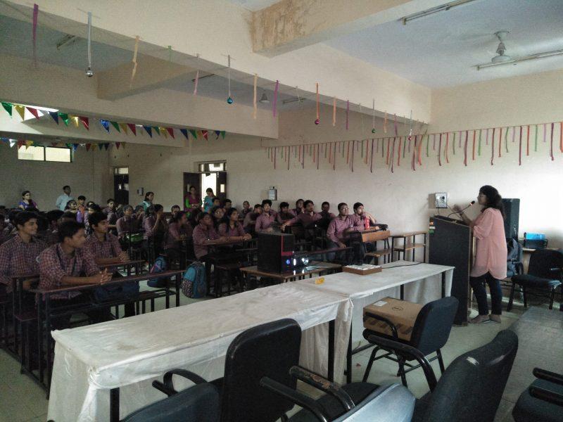 Seminar In Bhagwan Mahavir Diploma College