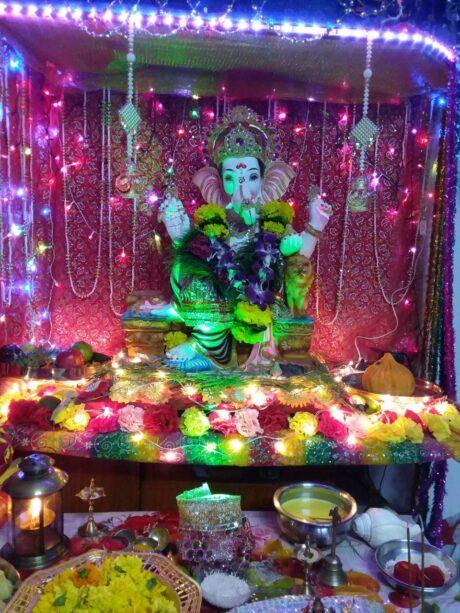Ganesh Chaturthi Celebrations At Smart Mentors