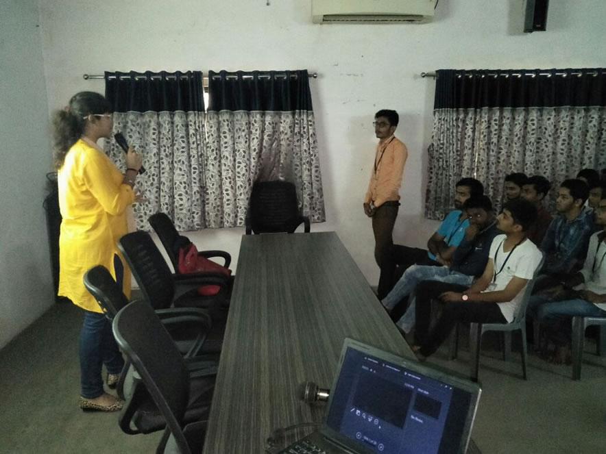 Seminar In S V Patel College