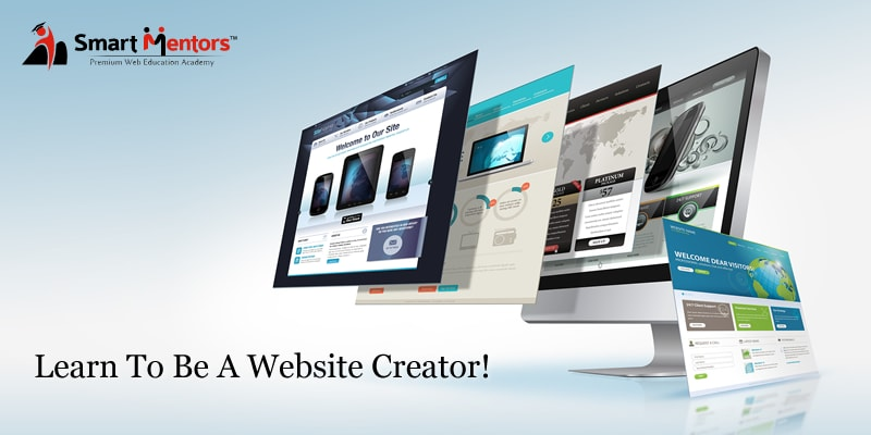 Learn To Be A Website Creator!