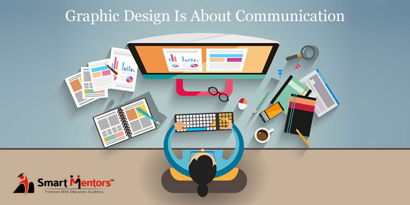 Graphic Design Is About Communication, Not Drawing