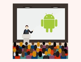 Get Internship training for Android Development in Surat