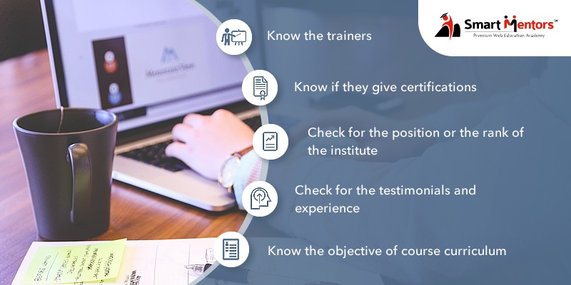 5 Step Guide on Choosing the Right Digital Marketing Training Institute