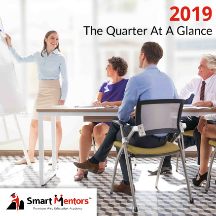 First Quarter of 2019 – The Quarter At a Glance