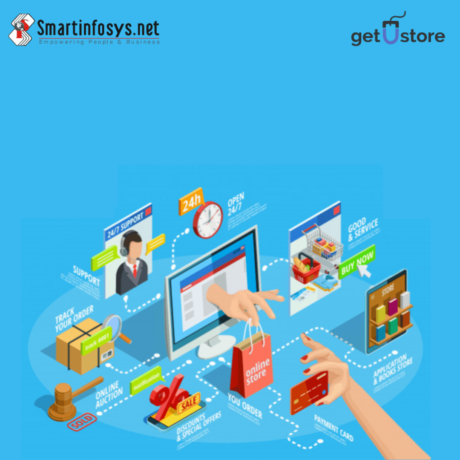 Smartinfosys switches Gear by Launching One More Brand- getUstore