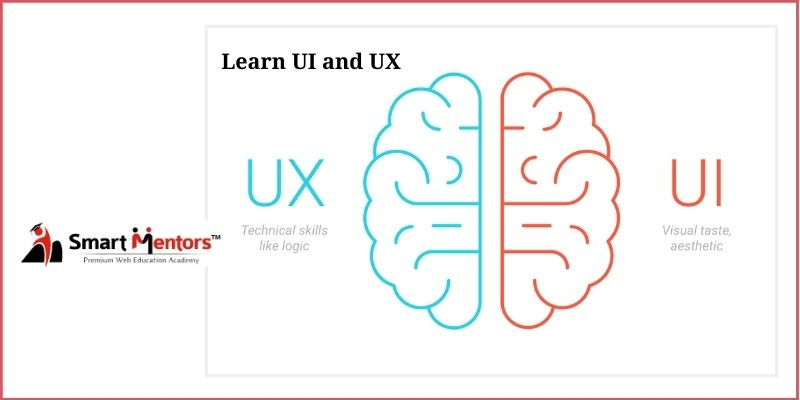 Learn UI and UX development training in surat