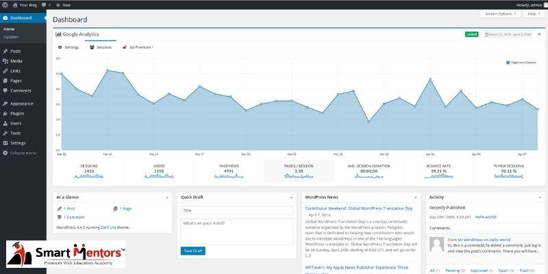 Data Analysis | php training