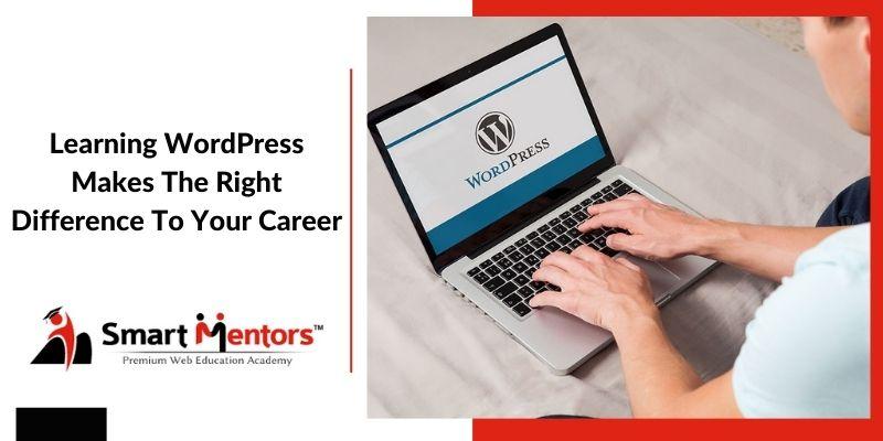 WordPress web development course